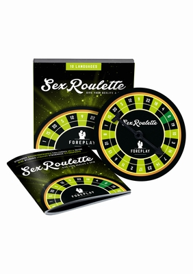 Foreplay Sex Roulette, beter voorspel is betere sex