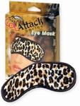 Blinddoek met luipaard print