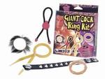 Giant Cockring Kit met 5 verschillende Cockrings