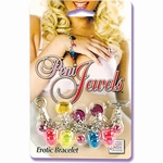 Peni Jewels Erotische armband met penisjes