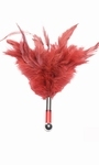 Lelo Tantra Feather Teaser, rood